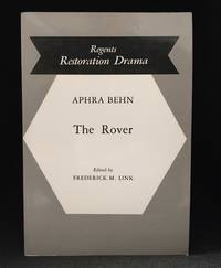 image of Aphra Behn; The Rover (Publisher series: Regents Restoration Drama Series.)