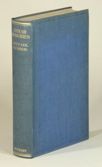 London: H. F. & G. Witherby, 1934. First edition, 8vo, pp. 312; frontispiece plus 6 plates showing 1...