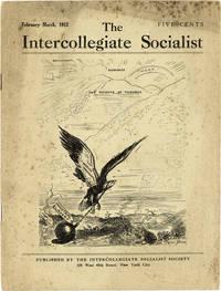 The Intercollegiate Socialist, Vol 1, no 1 (Feb-March 1913) and Vol. 2, no. 1 (October-November 1913)