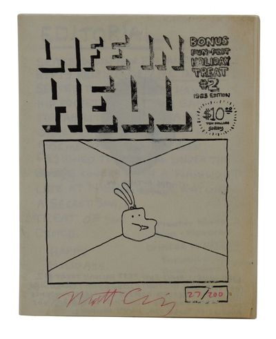 Los Angeles: , 1983. First Edition. Very Good. First edition, copy 27 of a limited 200 numbered copi...