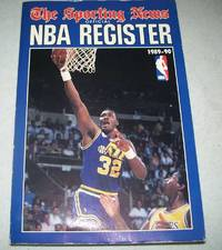 The Sporting News Official NBA Register 1989-90 Edition