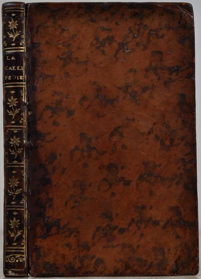 Amsterdam: Chez Durand, 1749. Book. Very good- condition. Hardcover. Early edition. 12mo - over 6¾ ...