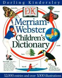 DK Merriam-Webster Children's Dictionary Edition: First