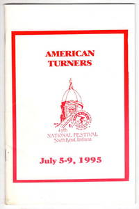 American Turners 49th National Festival South Bend, Indiana. July 5-9, 1995