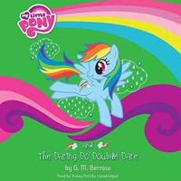 image of My Little Pony: Rainbow Dash And The Daring Do Double Dare (My Little Pony (Little, Brown & Company))