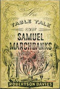 THE TABLE TALK OF SAMUEL MARCHBANKS