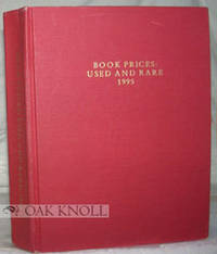 BOOK PRICES: USED AND RARE. 1995