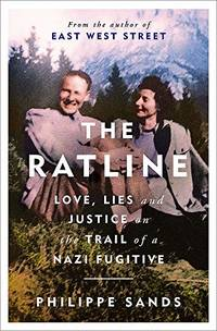 image of The Ratline: Love, Lies and Justice on the Trail of a Nazi Fugitive