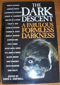 image of Dark Descent, The: A Fabulous Formless Darkness