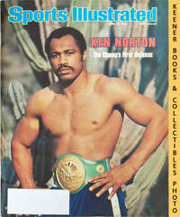 image of Sports Illustrated Magazine, June 12, 1978 (Vol 48, No. 25) : Ken Norton,  The Champ's First Defense