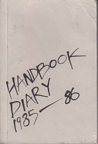 image of Sussex Student Diary 1985-86