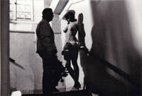 image of Help [Au Secours] (Collection of twelve original photographs from a circa 1970s German film)