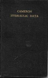 image of Cameron Hydaulic Data