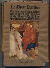Le Morte Darthur: The History of King Arthur and of His Noble Knights of the Round Table.  In Two Volumes (Volumes I & II)