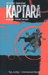 Kaptara Volume 1: Fear Not, Tiny Alien (Kaptara Tp)