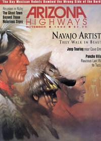ARIZONA HIGHWAYS : November 1994, Volume 70, No 11