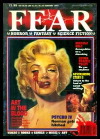 image of FEAR - Fantasy, Horror and Science Fiction - Issue 25 - January 1991
