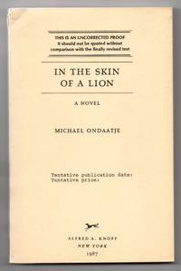 image of In The Skin of a Lion: A Novel