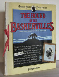 The Hound of the Baskervilles : A Sherlock Holmes Murder Mystery by  Simon GOODENOUGH - Paperback - First Edition - 1984 - from Mad Hatter Books (SKU: 19E93)