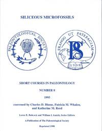 Short Courses in Paleontology Number 8, 1995: Siliceous Microfossils [The Paleontological Society]