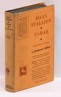 ROAN STALLION, TAMAR AND OTHER POEMS