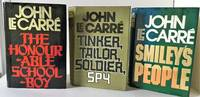 John Le Carre's THE KARLA TRILOGY