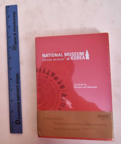 Seoul: Cultural Foundation of National Museum of Korea, 2008. CD-ROM. As new in shrinkwrap. Red slip...