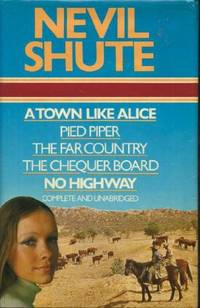 image of A Town Like Alice / Pied Piper / The Far Country / The Chequer Board / No Highway