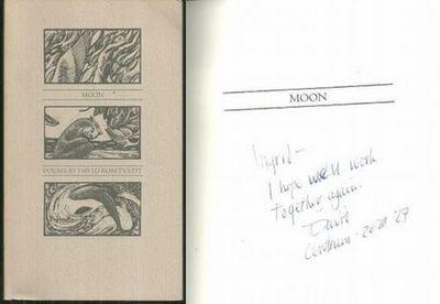MOON Poems, Romtvedt, David