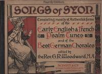 image of SONGS OF SYON consisting mostly of authentick forms of the Earl Englidh & French Psalm Tunes and of the Best German Chorales, Fourth Edition.