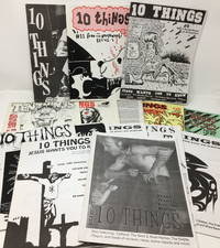 10 Things Jesus Wants You To Know, The First 12 Issues and 3 More [1991-1995 Seattle Punk, hardcore, Music Zine]