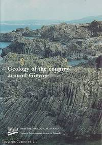 Geology Of The Country Around Girvan : Explanation For 1:50 000 Geological Sheet (Scotland)