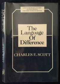 The language of difference (Contemporary studies in philosophy and the human sciences)