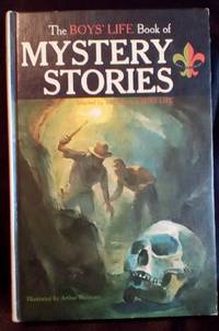 image of The Boys' Life Book of Mystery Stories