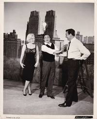 image of Let's Make Love (Original photograph of Gene Kelly, Yves Montand, and Marilyn Monroe from the 1960 film)