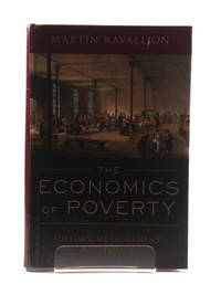 The Economics of Poverty History and Policy Measurement