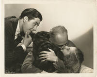 image of Easy Living (Original photograph of Ray Milland, Mitchell Leisen, and Jean Arthur from the set of the 1937 film)