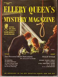 Ellery Queen's Mystery Magazine August 1950, Vol. 16 No. 80