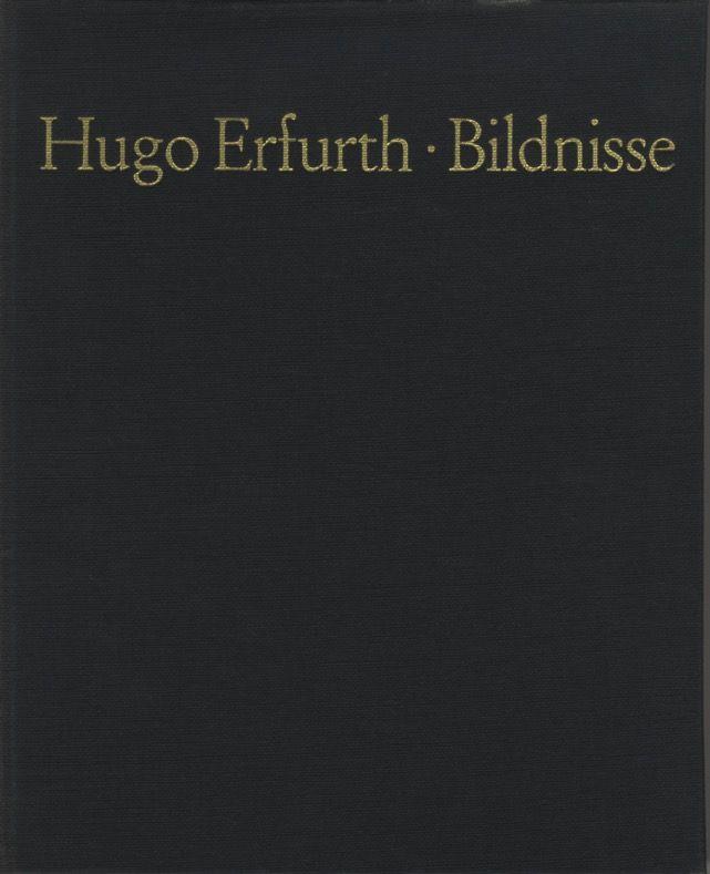 hugo erfurth bildnisse preface by j a schmoll gen. Black Bedroom Furniture Sets. Home Design Ideas
