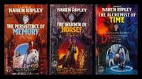 THE SLOW WORLD: Book (1) One: The Persistence of Memory; Book (2) Two: The Warden of Horses; Book...