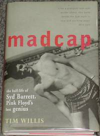 image of Madcap: The Half-life of Syd Barrett, Pink Floyd's Lost Genius