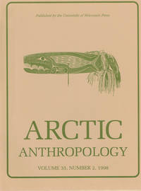 image of ARCTIC ANTHROPOLOGY. Vol. 35, No. 2. 1998. No Boundaries: Papers in Honor of James W. VanStone.