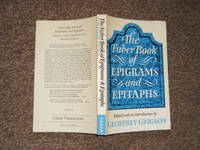 The Faber Book of Epigrams and Epitaph