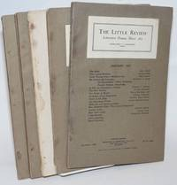 The Little Review: literature, drama, music, art; six issue broken run by  et al  Sherwood Anderson - First Edition - 1916 - from Bolerium Books Inc., ABAA/ILAB and Biblio.com