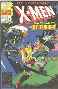 The Uncanny X-Men Annual #17: The Gift Goodbye * 1993