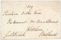 image of Autograph Document Signed