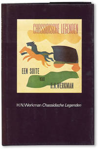 Chassidische Legenden: Verbeeld door H.N. Werkman