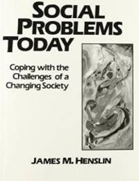Social Problems Today by Henslin, James M