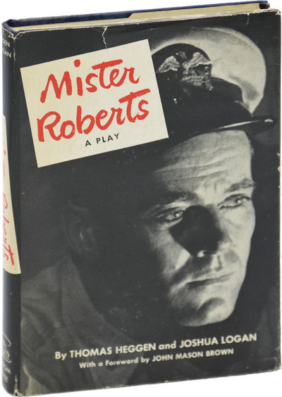 New York: Random House, 1948. First Edition. First Edition. Play based on the 1946 novel by Thomas H...