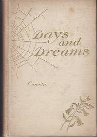Days and Dreams.  Poems by  Madison Cawein - First Edition - 1891 - from Monroe Bridge Books, SNEAB Member (SKU: 007935)